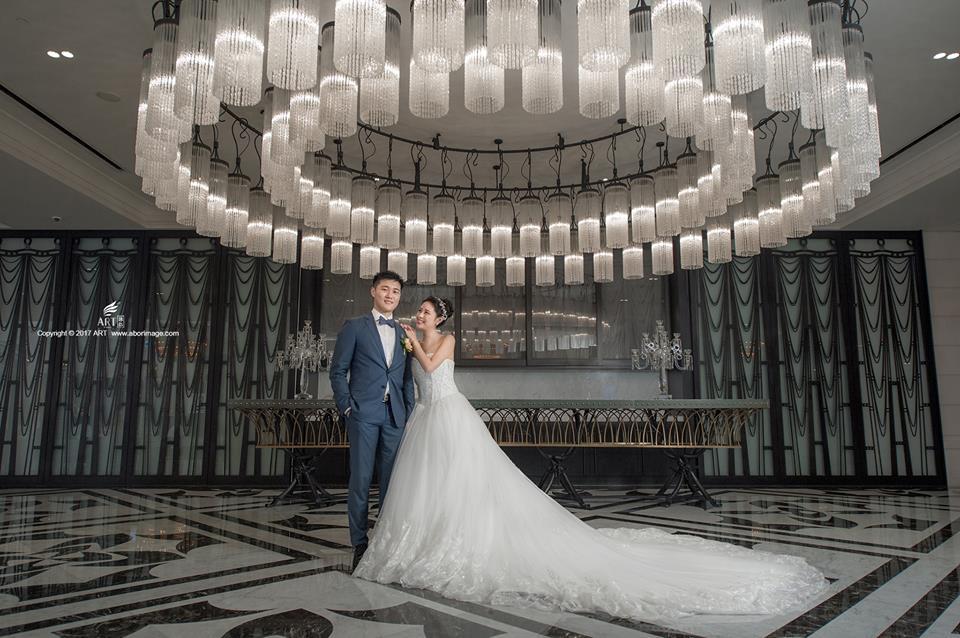 Kevin & Sophia Wedding 婚禮電影精華版 文華東方酒店